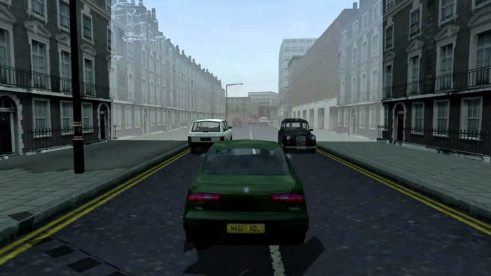 The Getaway London most realistic-looking cities
