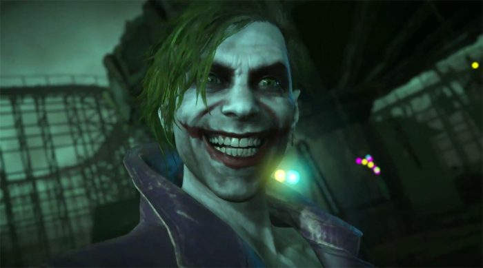 the joker, joker, injustice 2