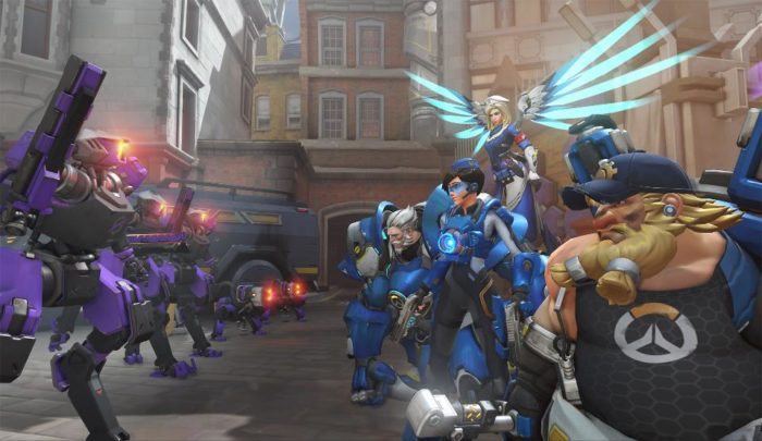 Overwatch Story Events Now Called Overwatch Archives, 'Retribution' Event Teased