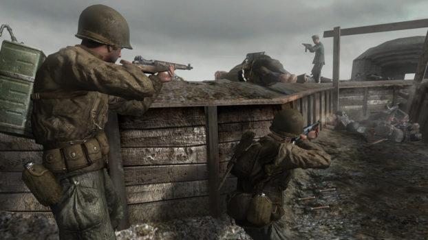 Call of Duty: WWII - Nov. 3