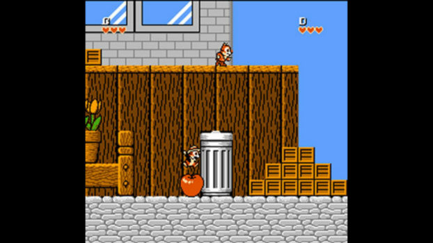 12. Chip 'n Dale: Rescue Rangers (NES)