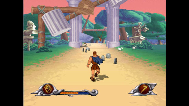 15. Disney's Hercules (PS1, PC)