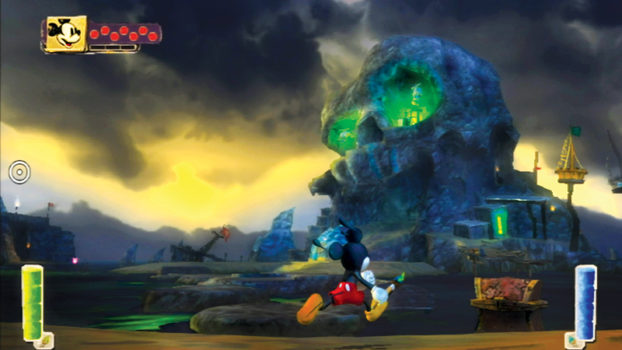 9. Epic Mickey (Wii)