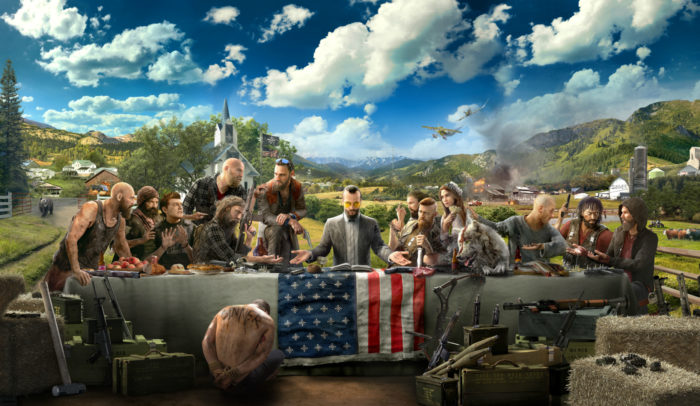 games like Far Cry 5, Far Cry 5