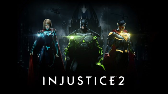 injustice 2, review