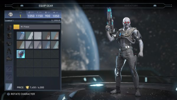 injustice 2, skins, characters, mr. freeze