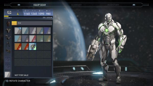 Injustice 2: How to Get Grid (Alternate Cyborg)