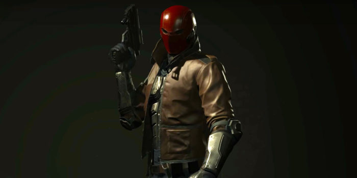 red hood, dlc, injustice 2
