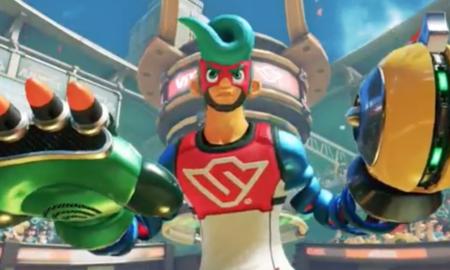 Arms Nintendo Direct