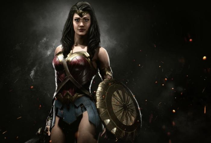 Wonder Woman, Injustice 2