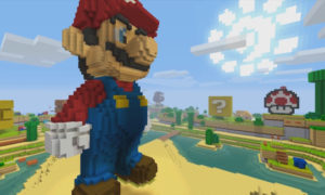 minecraft, switch, edition, mario, eshop