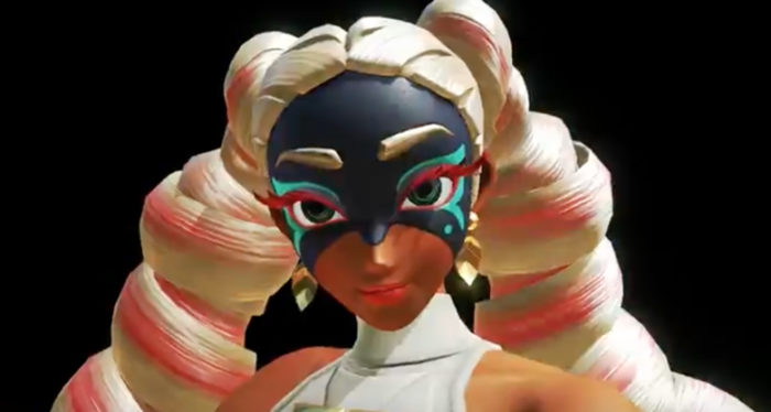 arms, twintelle