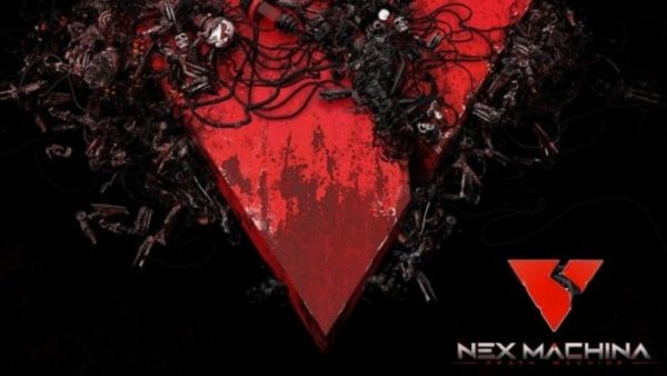 Nex Machina, ps4, shooter, housemarque