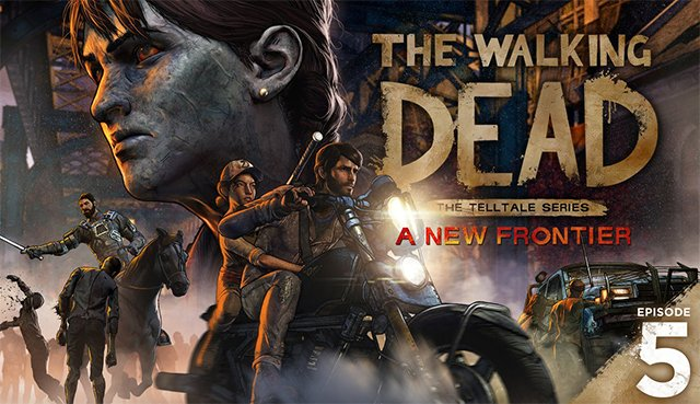 the walking dead, a new frontier, episode five