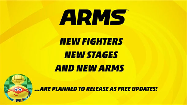 arms free content