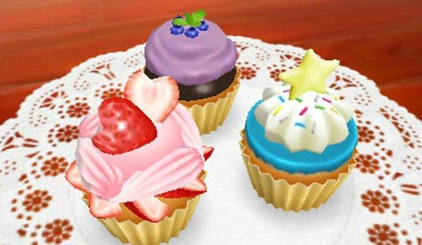 cooking mama cupcakes