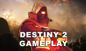 destiny 2 gameplay