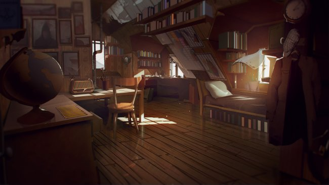 edith finch odin