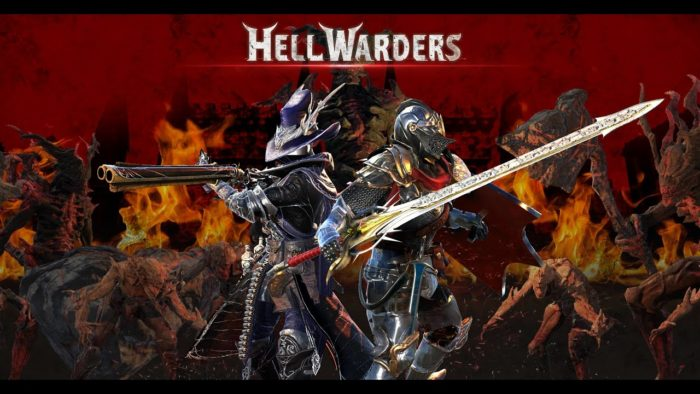 hell warders header