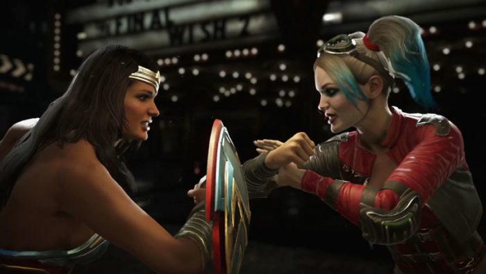 injustice 2 clash