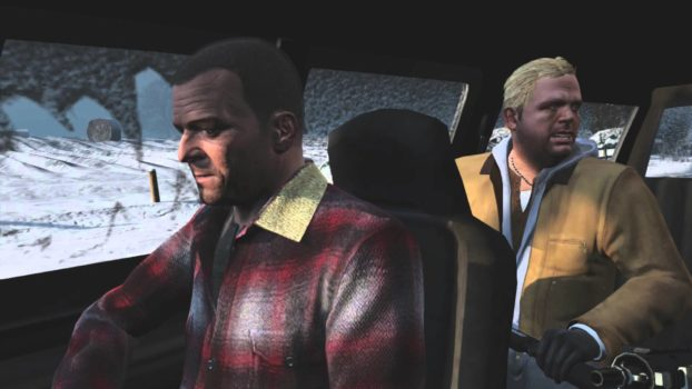 Playacting - Grand Theft Auto V