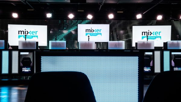 microsoft, mixer