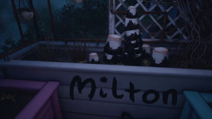 milton edith finch
