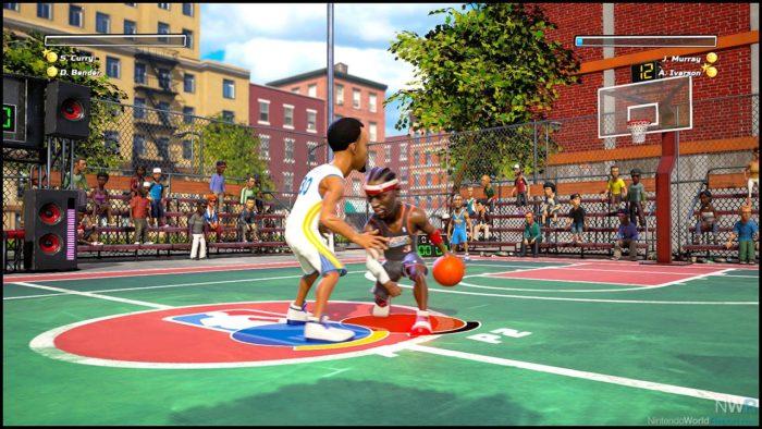 nba playgrounds push