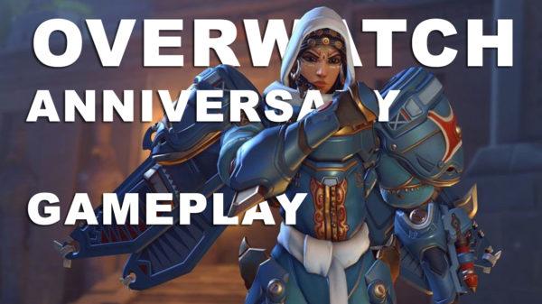 overwatch anniversary event gameplay