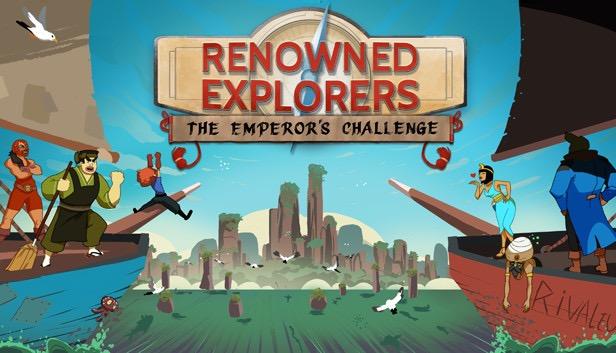 renowned explorer emperor challenge header