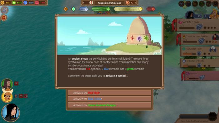 renowned explorers anagogic archipelago