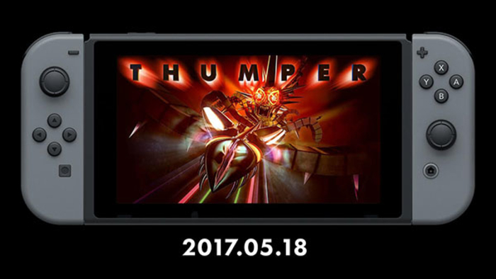 thumper, switch, drool