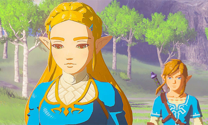 Zelda Character Design Breath Of The Wild : Interview with the voice actress behind breath of wild