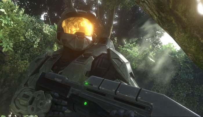 there is no halo 3 anniversary