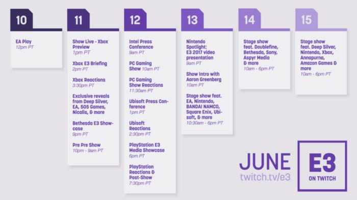 Twitch-livestream