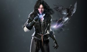 witcher, netflix, yennefer