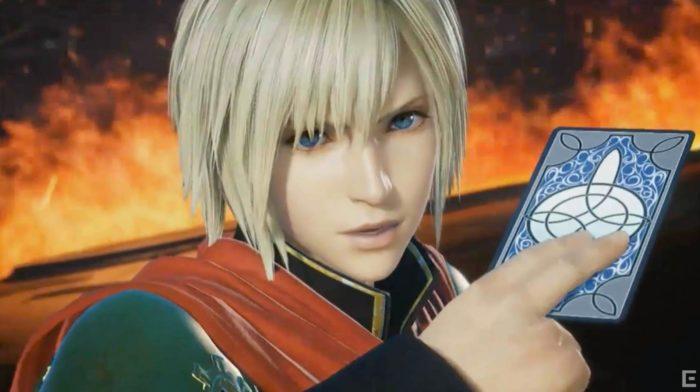 Ace Dissidia Final Fantasy