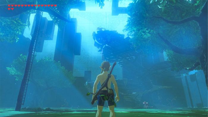 Breath of the Wild Master Trials DLC Save Slots