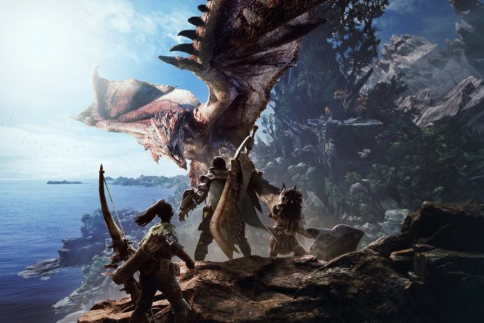Monster Hunter World, games