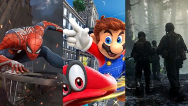 e3 2017, best, games, twinfinite