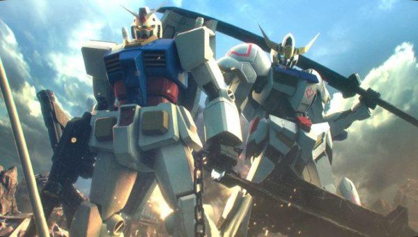 ps4, Gundam Versus