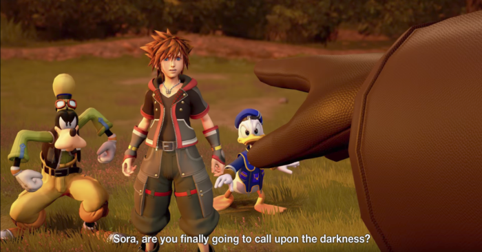 Kingdom Hearts, Sora