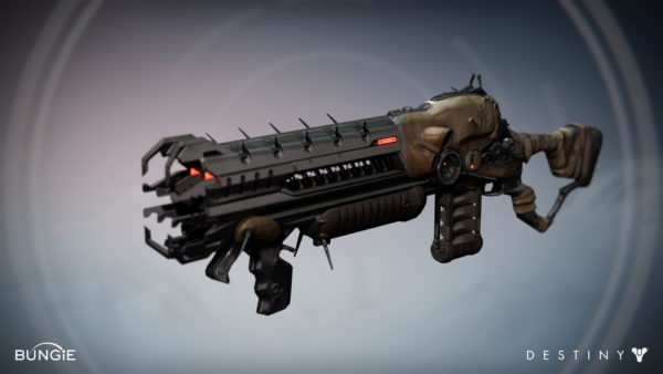 Destiny, Exotic, Lord of Wolves