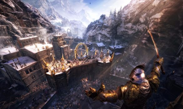 Middle-Earth: Shadow of War - Oct. 10