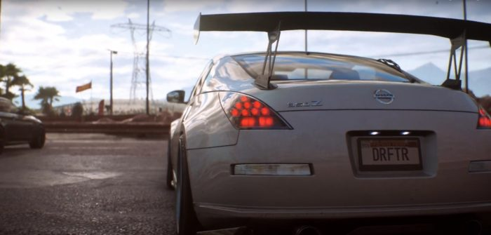 Need for Speed Payback 350z