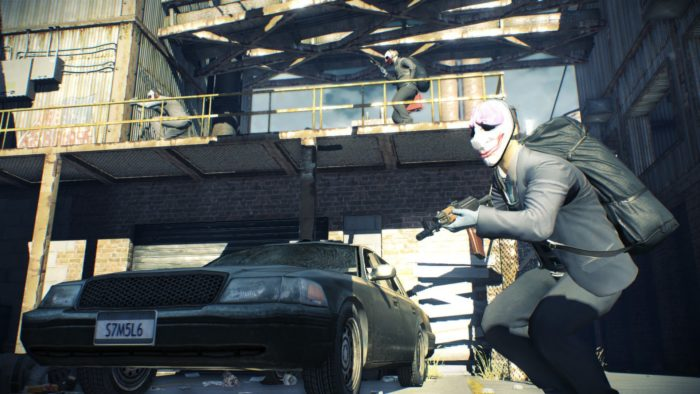 Grab a Free Copy of Payday 2 on Steam While Supplies Last