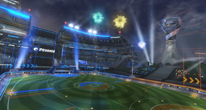 Rocket League Set To Get Big Anniversary Update