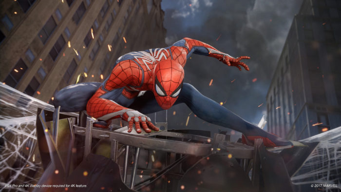 spider-man, surprise game announcements