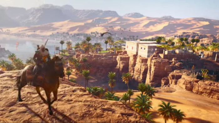 Assassin S Creed Origins Will Allow You To Leave Mission Areas
