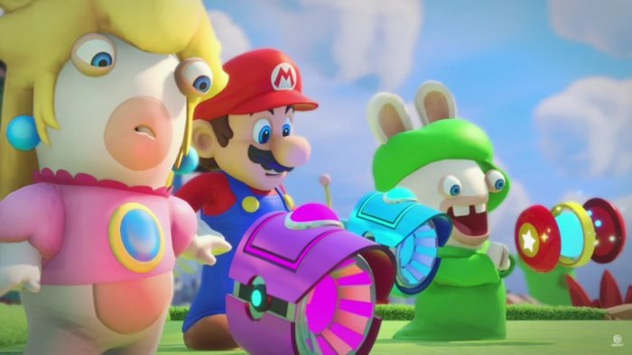 Mario + Rabbids Kingdom Battle, level up